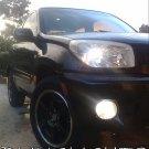 2004 2005 Toyota Rav4 Halo Fog Lamps Angel Eye Driving Lights Set