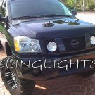 Nissan Titan Grille Driving Lights Off Road Lamp Kit