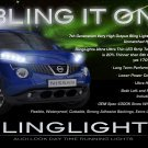 Nissan Juke LED DRL Head Lamp Strips Day Time Running Lamp Kit