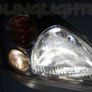 Suzuki Aerio Bright White Head Lamp Light Bulbs Replacement Set