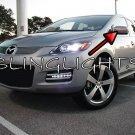 Mazda CX-7 LED Side Mirror Turn Signal Lights Blinker CX7 Signaler Lamps
