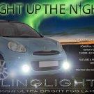 2011 2012 2013 Nissan March Xenon Fog Lamp Driving Light Kit K13