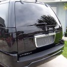 Lincoln Aviator Tinted Tail Lamp Light Overlay Kit Smoked Film Protection