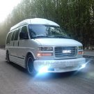 GMC Savana Xenon Foglamps Foglights Driving Fog Lamps Lights Drivinglights Drivinglamps