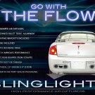 2005 2006 2007 2008 2009 2010 Chevrolet Chevy Cobalt Bumper Air Diffuser Exhaust Body Panels Kit