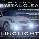 Infiniti G G25 G35 G37 IPL LED Fog Lamps Driving Lights