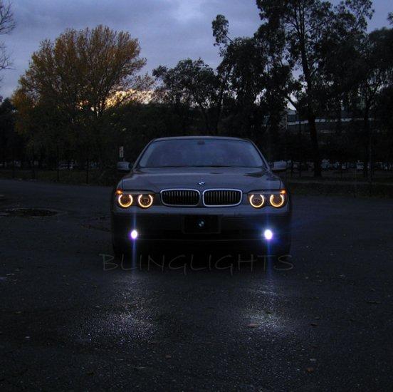 2002 2003 2004 2005 BMW 7 Series E65 E66 Xenon Foglamps Foglights Driving Fog Lamps Lights Kit