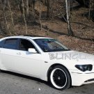 BMW 7 Series E38 E65 E66 F01 F02 Tinted Overlays Headlamps Headlights Head Lamps Lights Smoked Film