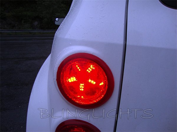2006 2007 2008 2009 2010 2011 Chevrolet Chevy HHR LED Light Bulbs Taillamps Taillights Tail Lamps