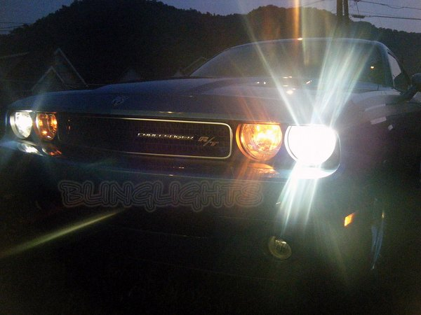 Dodge Challenger Xenon HID Conversion Kit for Headlamps Headlights Head Lamps Lights HIDs
