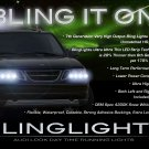Saab 9-7X LED Strips DRLs Headlamps Headlights Head Lamps Day Time Running Lights LEDs DRL