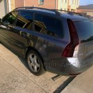 Volvo V50 Tinted Smoked Taillamps Taillights Overlays Film Protection