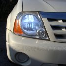 Suzuki XL-7 XL7 Bright White Headlamps Headlights Head Lamps Lights Replacement Light Bulbs