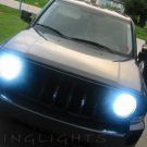 Jeep Patriot Xenon HID Conversion Kit for Headlamps Headlights Head Lamps HIDs Lights