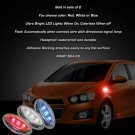 2012 2013 Chevrolet Chevy Sonic LED Side Markers LEDs Turnsignal Turn Signal Signaler Lights Lamps