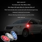 Chrysler Town & and Country LED Side Markers Turnsignals Accent Turn Signals Lights Signalers Lamps