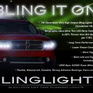 Dodge Durango LED DRL Light Strips Headlamps Headlights Day Time Running Lamps Strip Lights