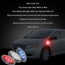 Honda Odyssey LED Flushmount Marker Lights Turn Signal Lamps Blinkers