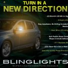 Kia Cee'd Ceed LED Side View Mirror Turnsignals LED Turn Signals Lights LEDs Signalers Accent Lamps