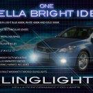 2010 2011 2012 Kia Cee'd Ceed Xenon Foglamps Foglights Driving Fog Lamps Lights Kit