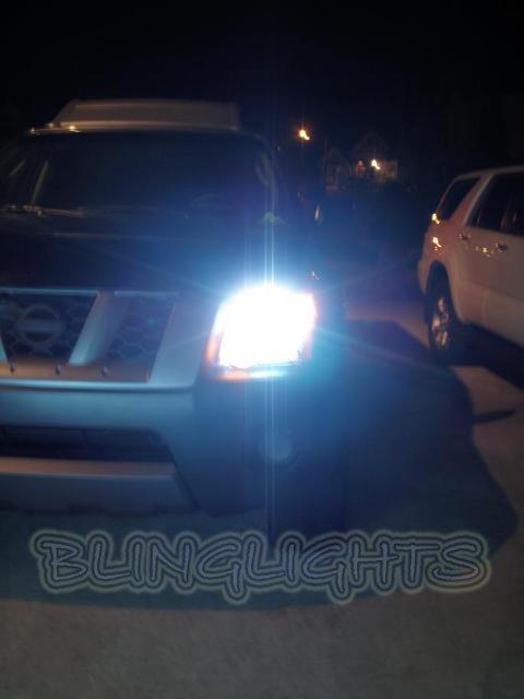 Nissan Xterra Xenon HID Conversion Kit for Headlamps Headlights Head Lamps HIDs Lights