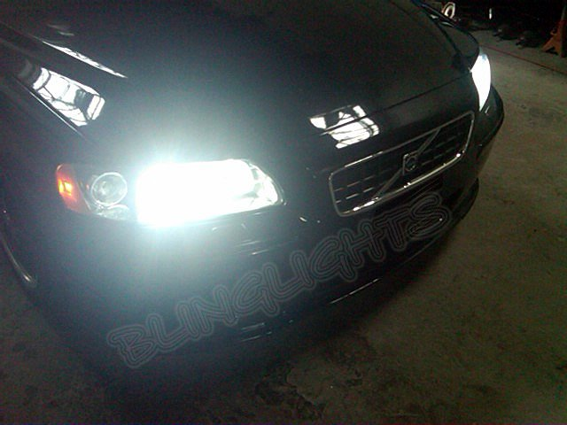 Volvo S60 Xenon HID Conversion Kit for Headlamps Headlights Head Lamps Lights