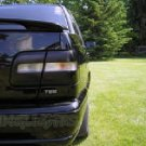 Volvo S70 Tinted Smoked Taillamps Taillights Overlays Film Protection
