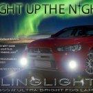2008 2009 2010 2011 Mitsubishi Lancer Evolution Evo X Drivinglight Foglamp Kit