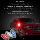 Dodge Magnum LED Side Markers Turnsignals Accents Turn Signals Lights Signalers Accent Marker Lamps