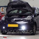 2005 2006 2007 2008 Toyota Aygo Xenon Foglamps Foglights Driving Fog Lamps Lights Kit