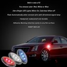 Cadillac CTS LED Side Marker Turnsignals LEDs Turn Signals Accents Lights Markers Lamps Signalers