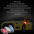Mitsubishi Eclipse LED Turnsignals Side Markers Turn Signals Accents Signalers LEDs Lights Lamps