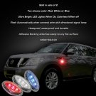 Nissan Patrol LED Side Marker Turnsignals Turn Signals LEDs Signalers Accents Lights Markers Lamps