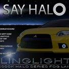 2009 2010 2011 2012 Mitsubishi Eclipse Halo Fog Lights Lamps