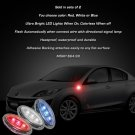 Mazda 2 Mazda2 LED Side Marker Turnsignals Accent Turn Signals LEDs Markers Signalers Lights Lamps