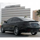 2011-2014 Hyundai Sonata Murdered Out Taillight Covers Taillamp Tint Overlays