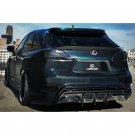2010 2011 2012 Lexus RX RX350 RX450h Tinted Smoked Protection Overlays for Taillamps Taillights