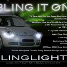 Volkswagen VW Beetle LED DRL Light Strips Headlamps Headlights Head Lamps Day Time Running Lights