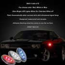 Dodge Challenger LED Side Marker Accent Turnsignals Lights Lamps Turn Signals Signalers LEDs Markers