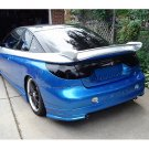 Saturn SC S-Series Sports Coupe SC1 SC2 Tinted Smoked Protection Overlays for Taillamps Taillights