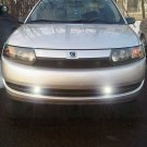2003 2004 Saturn Ion Xenon Foglamps Bumper Foglights Driving Fog Lamps Lights Kit coupe sedan