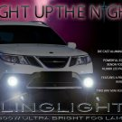 2008 Saab 9-3 93 Turbo X TurboX XWD Xenon Foglamps Foglights Driving Fog Lamps Lights Lamp Light Kit