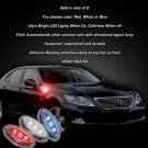 Lexus LS460 LS LED Side Accent Marker Turnsignals Lamps Turn Signals Lights Signalers LEDs Markers