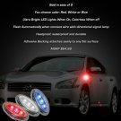 Nissan Maxima LED Side Marker Lights Turnsignals Accents Lamps Turn Signals LEDs Signalers Marker
