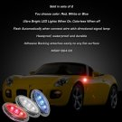 2006 2007 2008 2009 Pontiac Solstice LED Turnsignal Accents Lamps Turn Signal Marker Signaler Lights