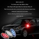 Subaru Legacy LED Flush Mount Light Side Turnsignal Lamps Marker Set