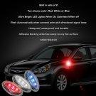 Subaru Legacy LED Flush Mount Light Side Turnsignal Lamps Marker Set