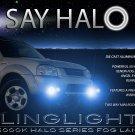2001+ Nissan Navara D22 Angel Eye Fog Lamps Lights Kit