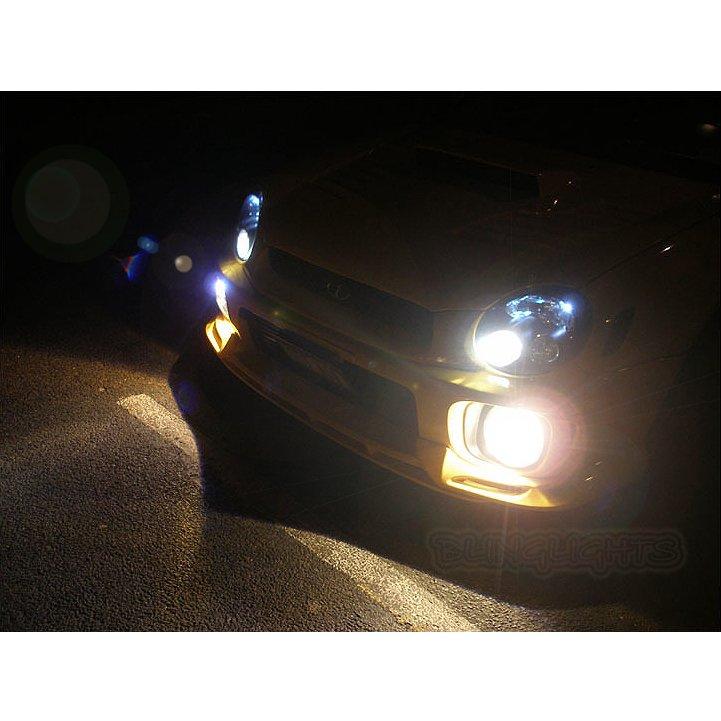 2002 2003 Subaru Impreza Xenon Foglamps Fog Lamps Driving Lights Foglights Drivinglights Kit