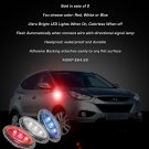 Hyundai ix35 LED Side Markers Turnsignal Lights Marker Turn Signalers Lamps Signal Turnsignals LEDs